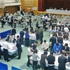 大阪府知事選挙と大阪市長選挙、大阪府会議員選挙、大阪市会議員選挙の結果