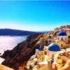 サントリーニ島のイア回帰。夢の場所に自分の足で辿り着く心の方法。