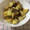 簡単!スイートポテト風カリカリ焼き 作りました