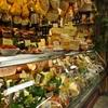 イタリア フィレンツェ 中央市場で有名B級グルメ