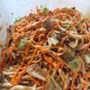 セブン、蒙古タンメン中本のカップ焼そばが出たので食べて見ました!