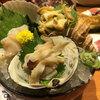 夏の北海道海の幸、 ホタテ、ツブ、ほっき貝は美味い