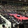 【卓球】Tリーグ観戦。岡山リベッツVS木下マイスターの試合がめちゃくちゃ面白かった。
