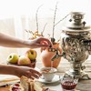 お茶を飲んで冬を乗り越えよう!~ロシアと日本、お茶文化の比較~