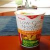 53g糖質12.1g明星 低糖質麺 Low-Carb Noodles マッシュルームのオニオンコンソメスープ