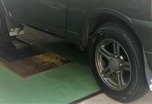 タイヤ交換のネット販売予約は、安心簡単でした!ワンストップで済ませる通販を初体験