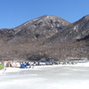 登山学校雪山実技講座 赤城山(黒檜山1828m&駒ヶ岳)