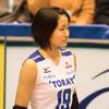 2017/18 Vプレミア滋賀大会 小川愛里奈選手