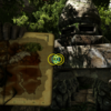 Ark Island 3ボス召喚の Artifact を各マップの洞窟で取る