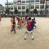 6年生お別れサッカー