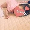 9ヶ月娘はじめての嘔吐‼︎ママ焦る