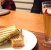 湘南ビールと天青の醸造元、熊澤酒造でブランチの休日