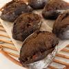 【ホシノ天然酵母】ブラックココアのハード系パン。ブラックココアの配合比率は?