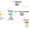 【KNIME】データ登録ワークフロー(Loop)