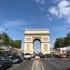 パリにきた!!!