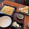 【新宿御苑近く】富の蔵:二色もり御前(天ぷら付)・・・美味しいそばに天ぷらと嬉しい心配り