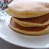 小麦粉を使わないパンケーキ