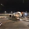 成田→ロサンゼルス(シンガポール航空ビジネスクラス搭乗)