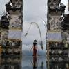 【2回目のバリ島ひとり旅・8】インスタ映え!ランプヤン寺院の秘密