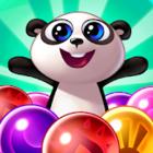 【感想・評価】パンダが可愛いバブルシューティングゲームアプリ「パンダポップ(Panda Pop)」が面白くてハマる!