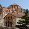 【ギリシャ】ダフニ修道院、オシオス・ルカス修道院、ネア・モニ修道院に11世紀のモザイクを見にいく(丸4日と3時間)