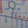 【コラム】 時刻表を愉しむ。 その2 (路線図を観察する)
