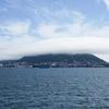 函館湾の観光遊覧船「ブルームーン」乗船記