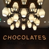 嫌になるほどチョコレートを食べる