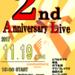 【オープン2周年イベント】11月19日 2nd Anniversary Live 開催!!