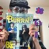 B'zが表紙のBURRN! 6月号を購入しました!