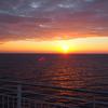九州マイカー縦断「サンフラワーからの朝日」