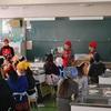 緑陽小子ども教室 おこしものづくり