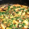 昨日の晩ごはん 11月16日 世界3大スープのひとつブイヤベースに挑戦!