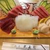 横浜東口の武寿司で本物のマグロを頂く。コハダに心ときめく🍣