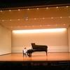 ピアノの発表会と映画「フラワーショー」
