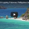 フィリピン パラワン島でアイランドホッピング