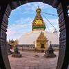 【高台に建つスワヤンブナート寺院は】カトマンズ観光のマストスポットと見るべき場所をご紹介