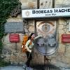 スペイン巡礼8日目:蛇口から大量の赤ワイン!!Los Arcos 22km