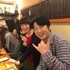 気バーで良き友に出会う  茨城のイケメン&京美人