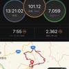 完走してましたw野辺山ウルトラマラソン100キロ2019レポート①もう白旗編(ブログ的に)
