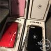 CHANEL シャネル iPhone8ケース 上品 iPhone7 iPhone7PLUSケース チェーン付き