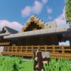 丘の上に神社を建てる1/2【Minecraft】