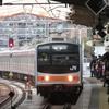 《JR東日本》【写真館151】武蔵野線で活躍していたころの205系メルヘン顔