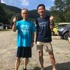 令和元年8月31日 須坂米子大瀑布スカイレース