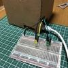 AIY Voice Kit にブレッドボードをつないで音声で LED を操作する