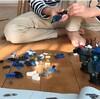 子供は真剣に遊んでるけども、大人は真剣に遊んでるのか