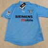 ユニフォーム その141 ラツィオ 2002-2003シーズン ホーム用 半袖 スタム