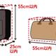 バニラエア、機内持込 手荷物の重量制限が7kgに、サイズはANA/JAL並みへ。