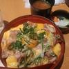 大手町【をどり】九条ねぎの塩親子丼 ¥980