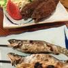 宇都宮市*氏家大橋観光【やな】で絶品子持ち鮎の塩焼きを食べてきた!